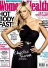 Charlize Theron hot in Womens Health 2012