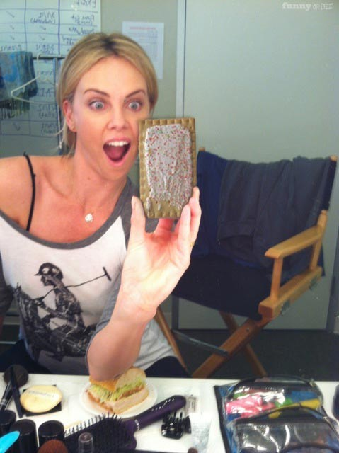 Charlize Theron - leaked cellphone pics-05 - GotCeleb
