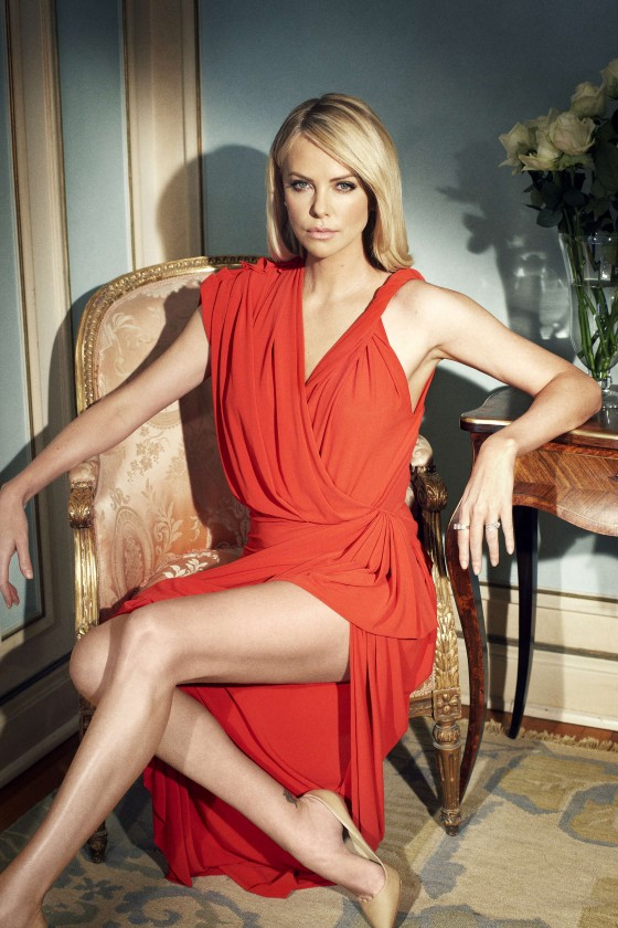 Charlize Theron - Madison Magazine (June 2012)