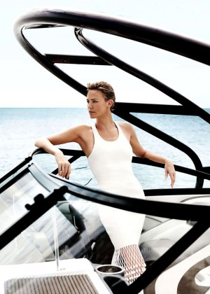 Charlize Theron: Vogue US 2014 -04