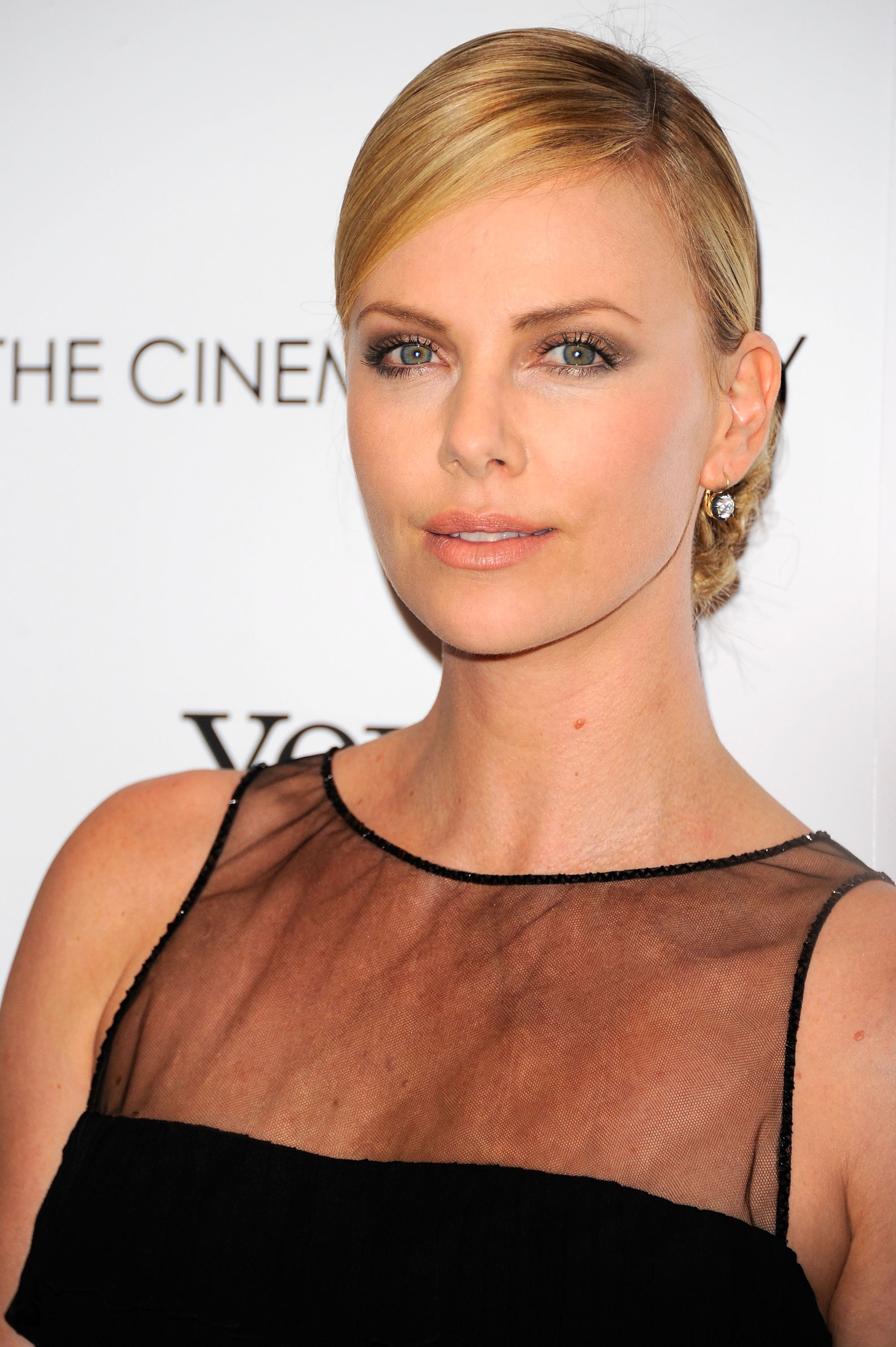 Charlize Theron ? Young Adult Screening in NYC