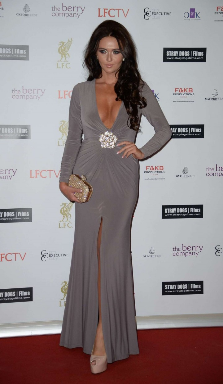 "Charlotte Dawson - ""One Night In Istanbul"" Premiere in Liverpool"
