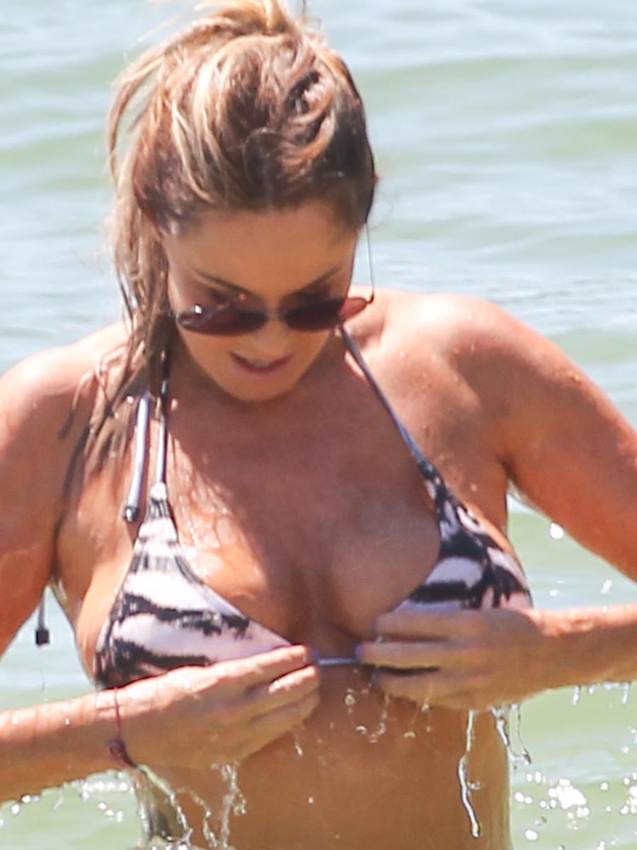 Charlotte ross bikini
