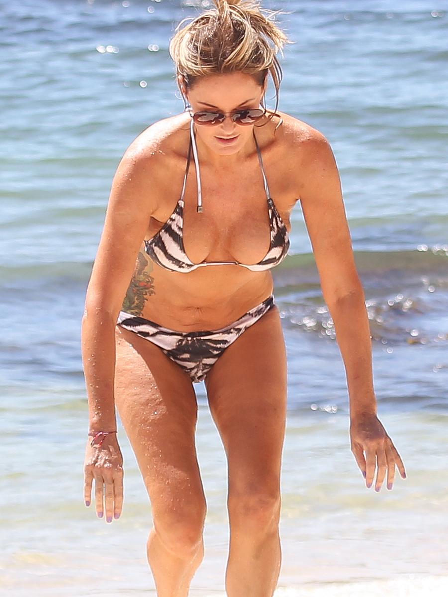 Charlotte bikini was