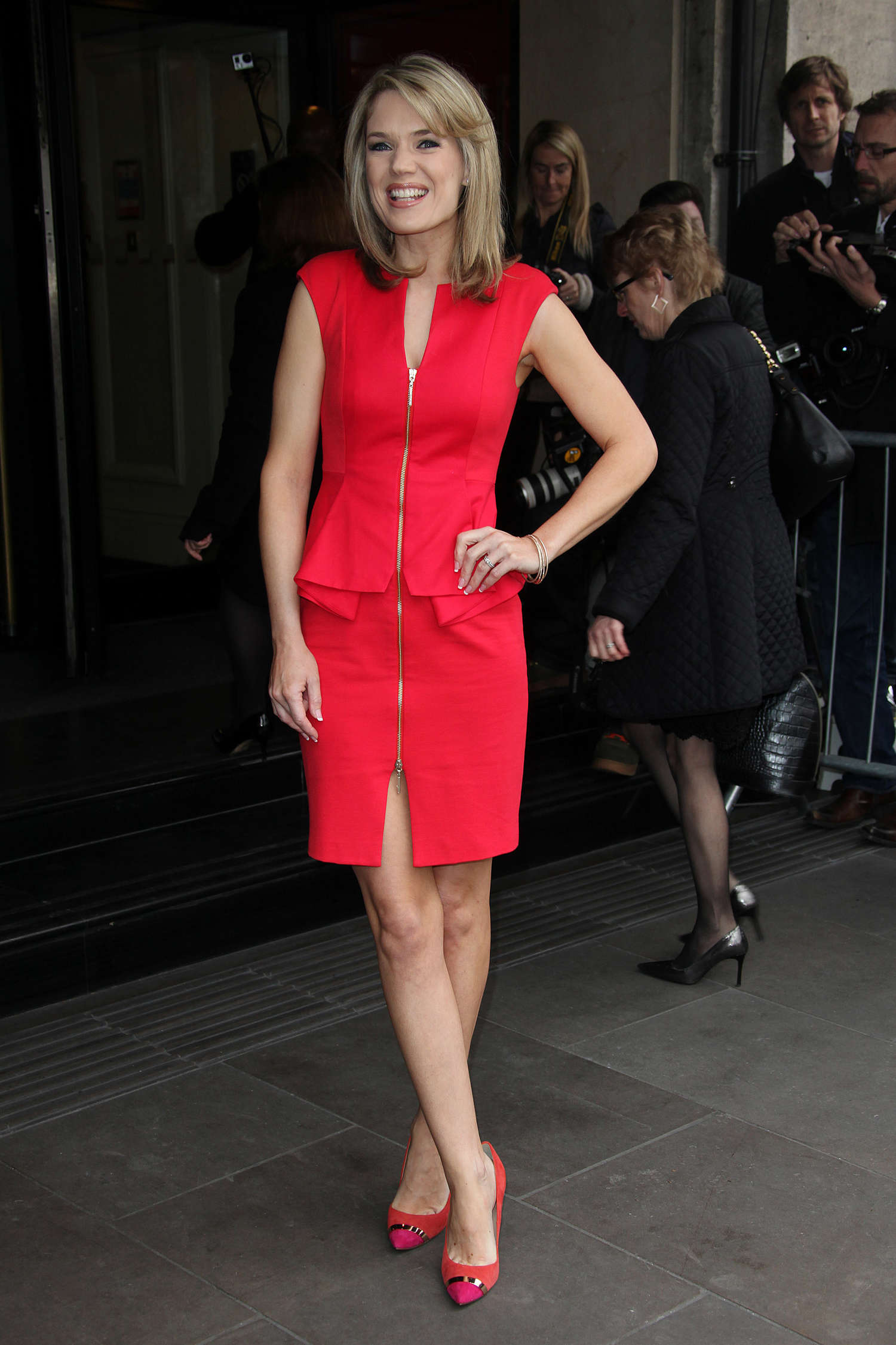 back to post charlotte hawkins 2014 tric awards in london