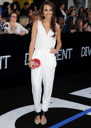 Chelsea Gilligan: Divergent Premiere -08