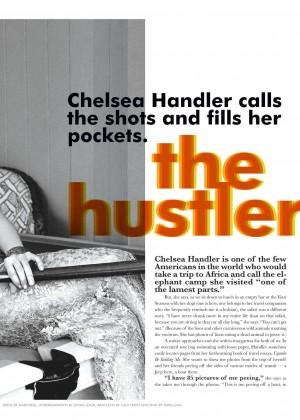 Chelsea Handler: Paper Magazine -04