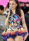 Cher Lloyd - performing on the Today Show, NYC