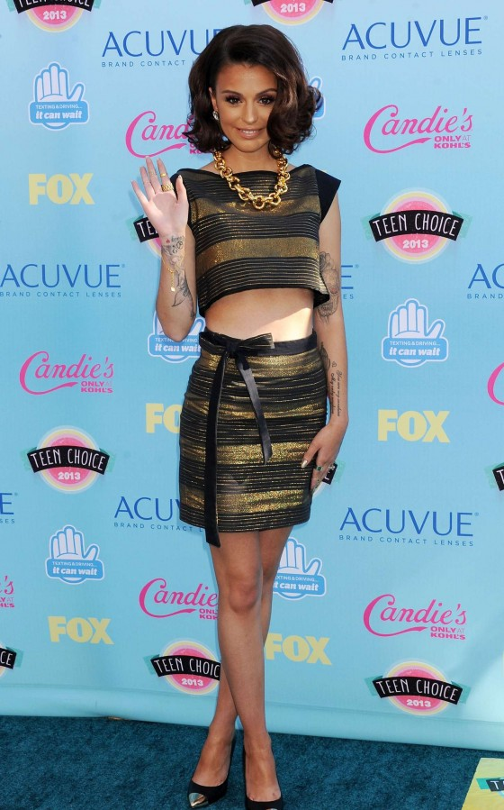Cher Lloyd – Teen Choice Awards 2013 -07
