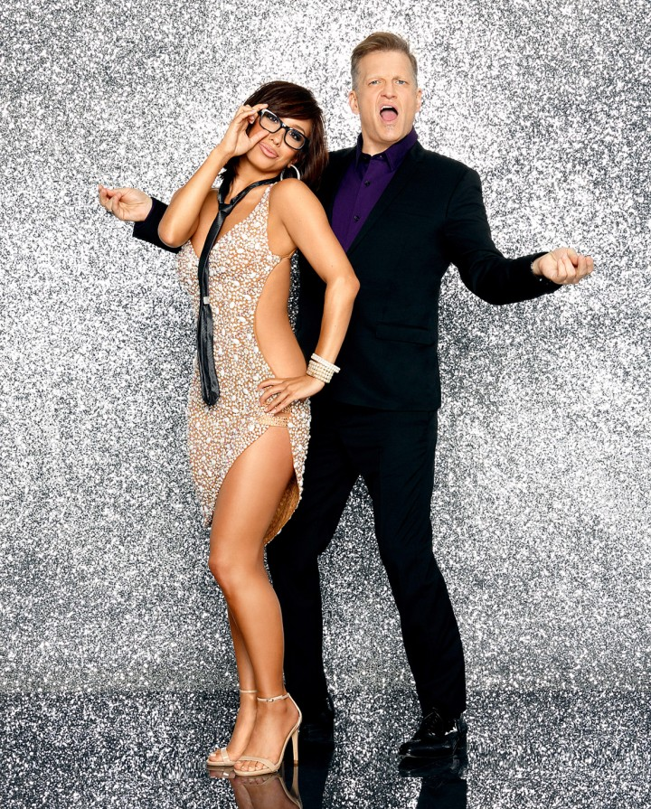 Cheryl Burke – 2014 Dancing With The Stars Promo Shoot