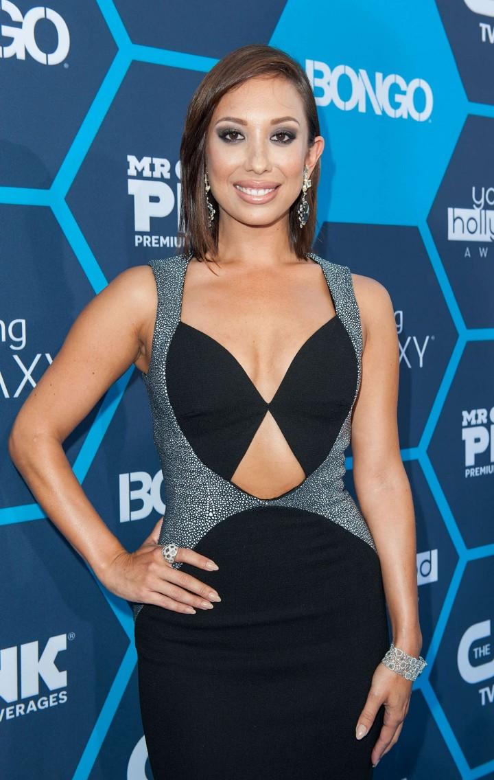 Cheryl Burke – 2014 Young Hollywood Awards