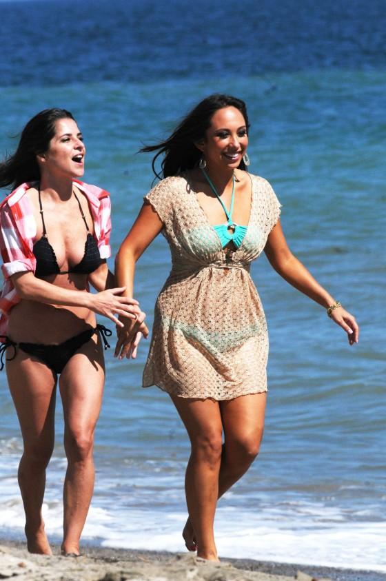 cheryl-burke-kelly-monaco-kym-johnson-at-a-beach-party-in-malibu-34