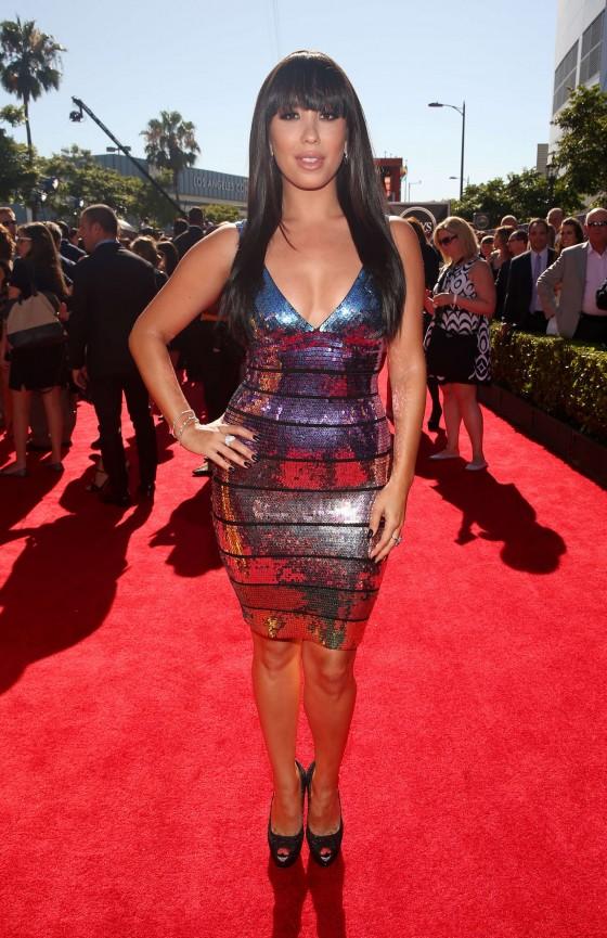 Cheryl Burke – The 2013 Espy Awards in Los Angeles