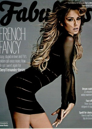 Cheryl Cole - Fabulous Magazine (October 2014)