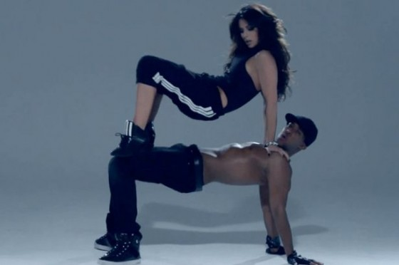 Cheryl Cole - Ghetto Baby Video-02