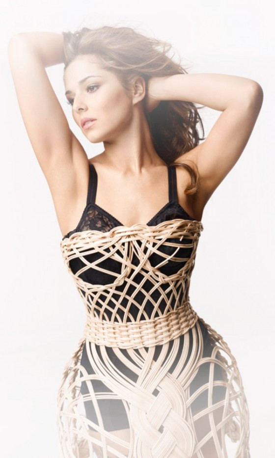 Cheryl Cole – InStyle Magazine 2013 -02