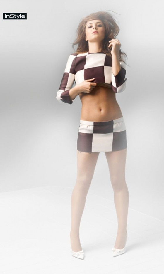 Cheryl Cole – InStyle Magazine 2013 -03