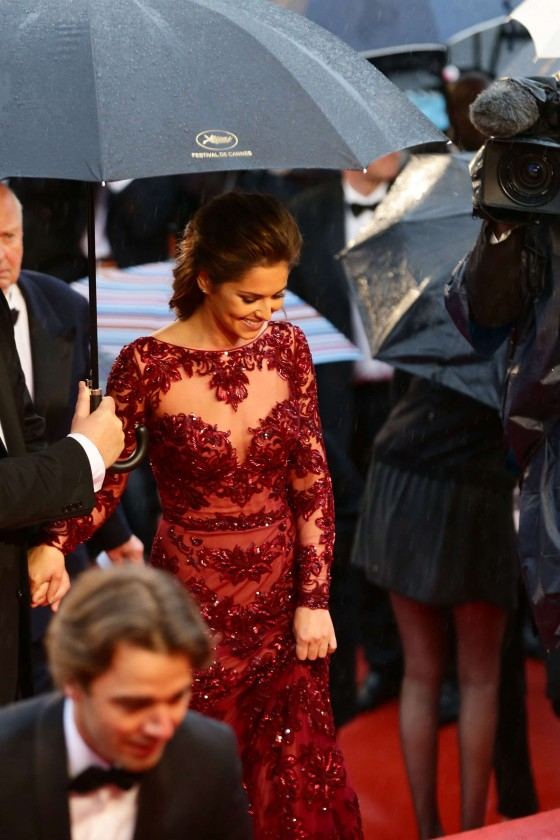 """Cheryl Cole – """"Jimmy P"""" premiere at the 66th Cannes Film Festival"""
