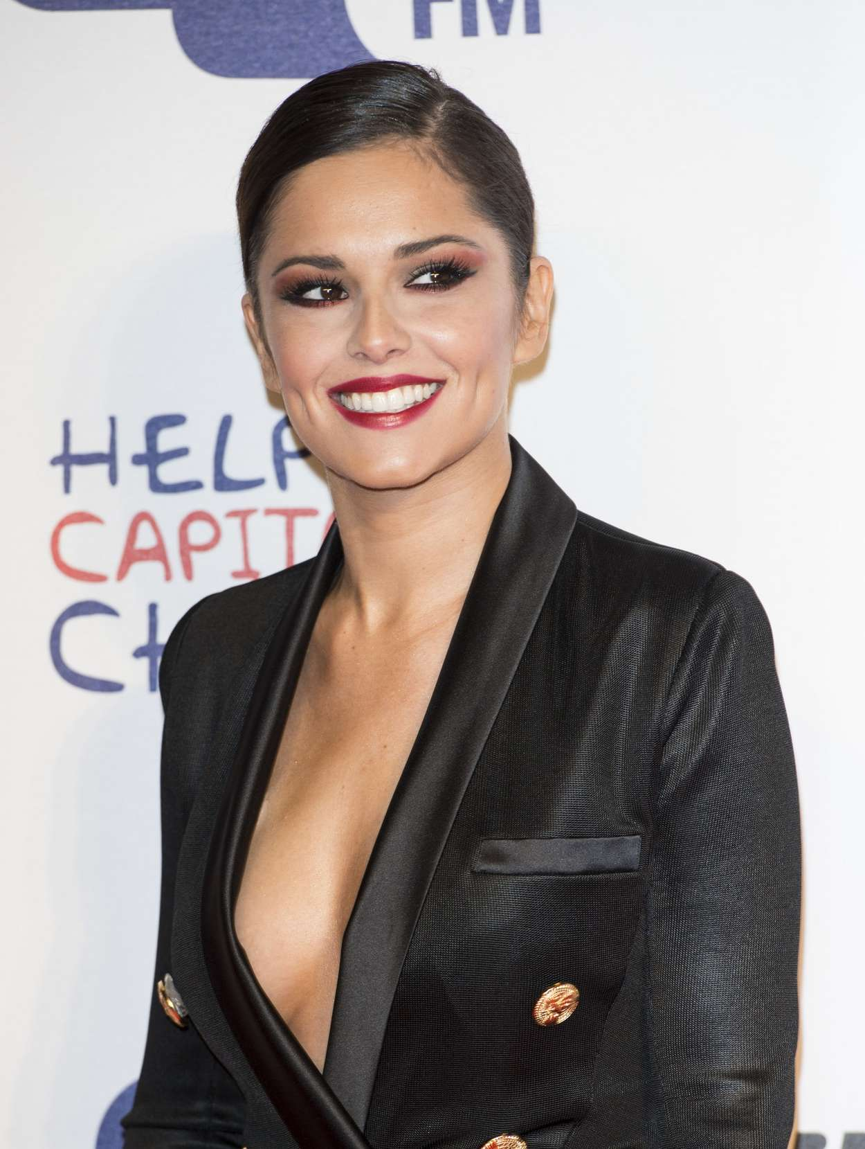 Back to FULL gallery Cheryl Cole – Jingle Bell Ball 2012 in London
