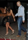Cheryl Cole - Leggy in Newcastle-10