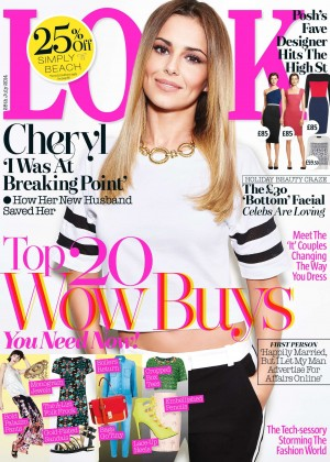 Cheryl Cole - Look UK Magazine (July 2014)