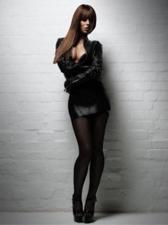 Cheryl Cole – GQ Magazine 2007