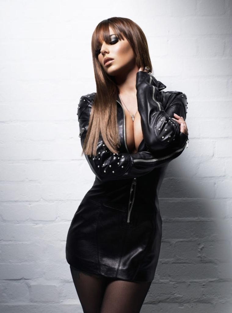 Cheryl Cole Photoshoot (2014) - celebmafia.com