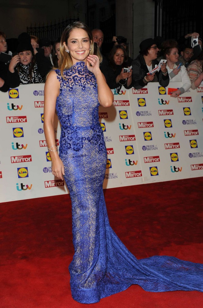 Cheryl Cole - 2014 Pride of Britain Awards in London