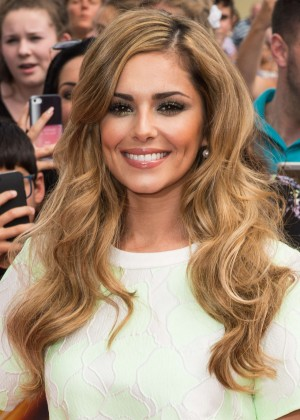 Cheryl Cole - X Factor auditions in London