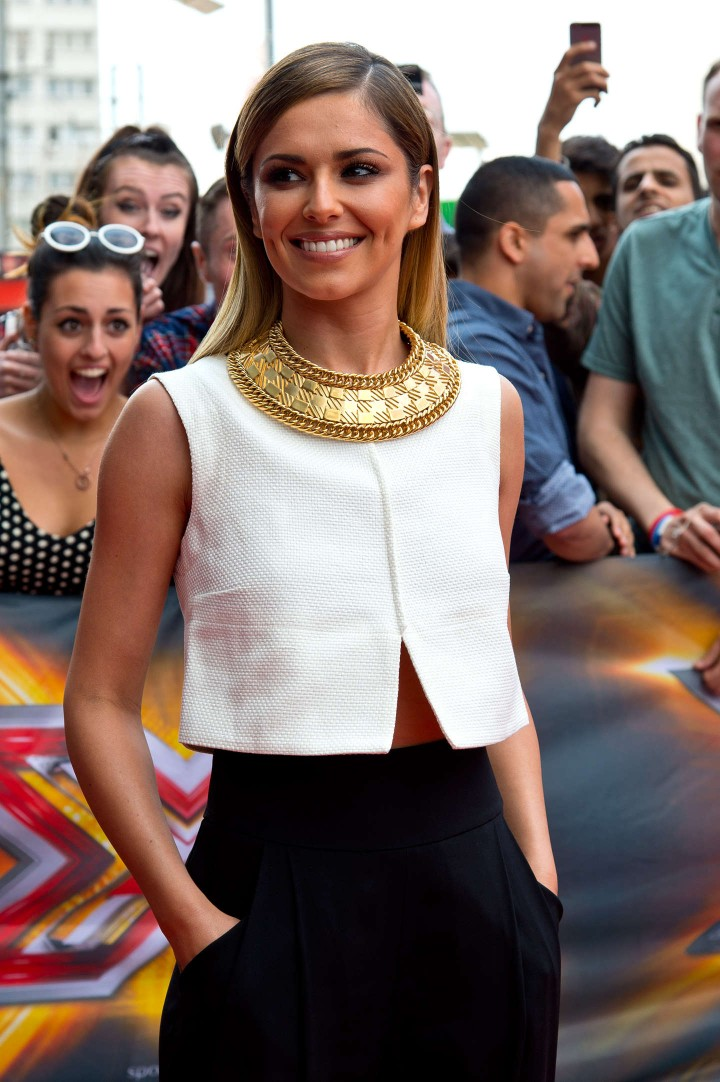 Cheryl Cole – X Factor Auditions in London