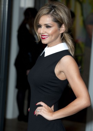 Cheryl Cole - X Factor Press Launch