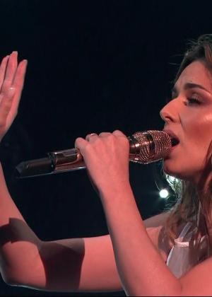 Cheryl Fernandez-Versini: Performs at X Factor -24