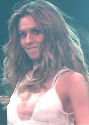 Cheryl Fernandez-Versini: Performs at X Factor -27