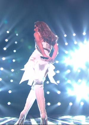 Cheryl Fernandez-Versini: Performs at X Factor -34