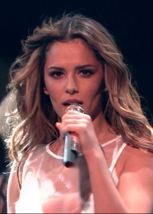 Cheryl Fernandez-Versini: Performs at X Factor -37