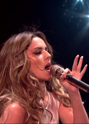 Cheryl Fernandez-Versini: Performs at X Factor -38