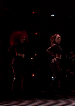 Cheryl Fernandez-Versini: Performs at X Factor -39