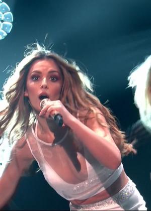 Cheryl Fernandez-Versini: Performs at X Factor -45