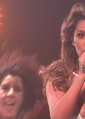 Cheryl Fernandez-Versini: Performs at X Factor -50