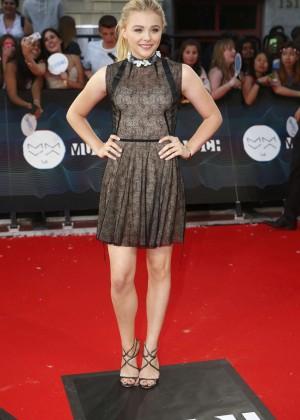 Chloë Moretz - 2014 MuchMusic Videos Awards in Toronto -02