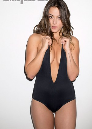 Chloe Bennet: Esquire 2014 -02