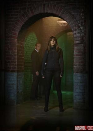 Chloe Bennet - Marvel's Agents of S.H.I.E.L.D. Promo Pics (Season 2)