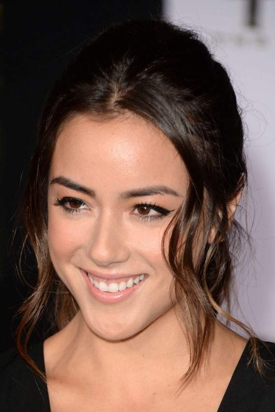 Chloe Bennet – Thor: The Dark World Hollywood Premiere -02