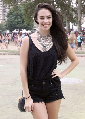 Chloe Bridges - 2014 Budweiser Made In America Festival