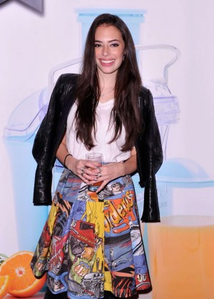 Chloe Bridges - Tracy Paul Jack Lalanne 100-year Anniversary in New York