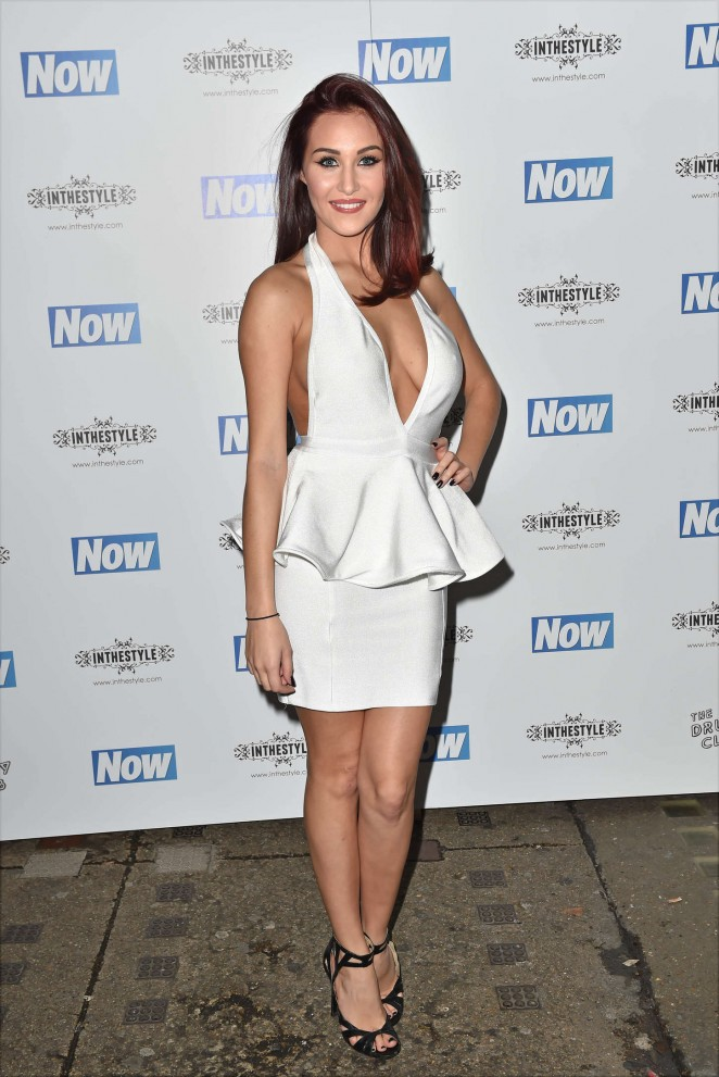 Chloe Goodman - Now Christmas Party in London