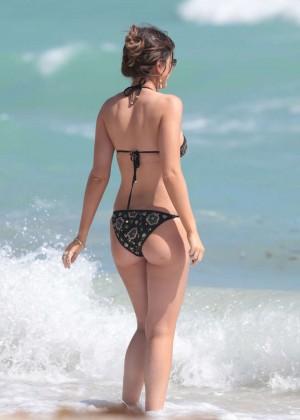 Chloe Melas Bikini Photos: at beach 2014andids-05