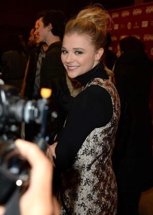 Chloe Moretz: 2014 Sundance Film Festival -01