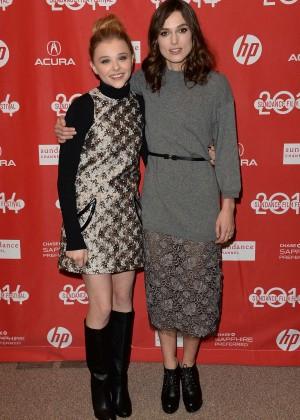 Chloe Moretz: 2014 Sundance Film Festival -07