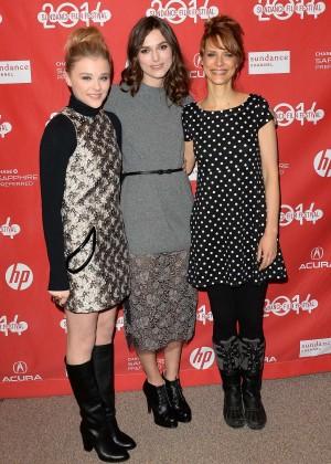 Chloe Moretz: 2014 Sundance Film Festival -09